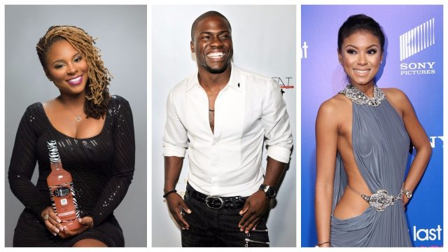 Kevin Hart Ex wife and fiance