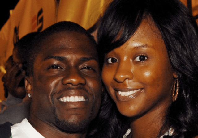 Kevin and Torrei Hart