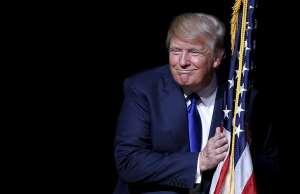 Donald Trump's height dp
