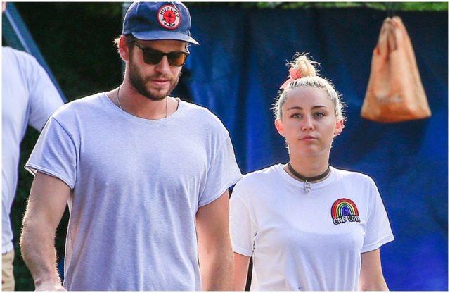 Liam Hemsworth's girlfriend 5