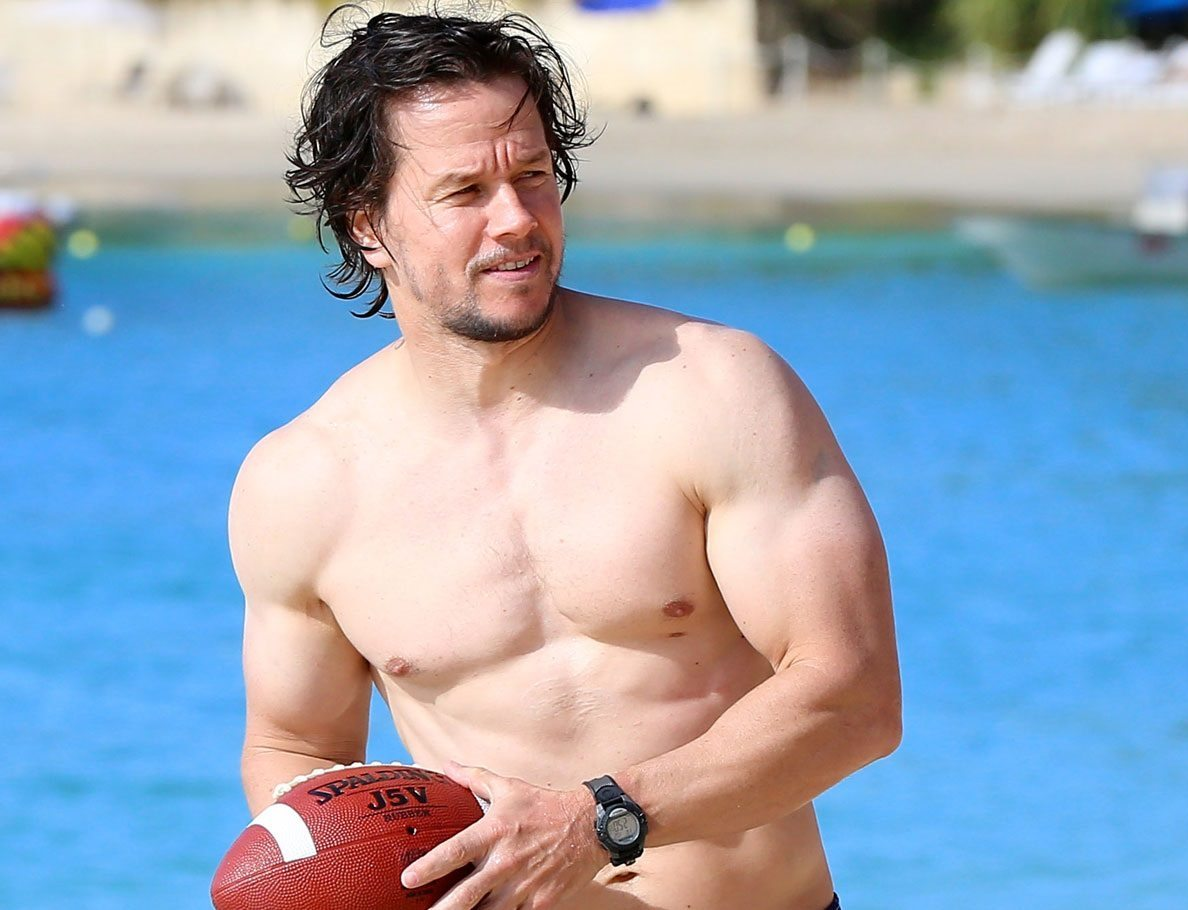 Mark Wahlberg Workout And Weight Loss Body