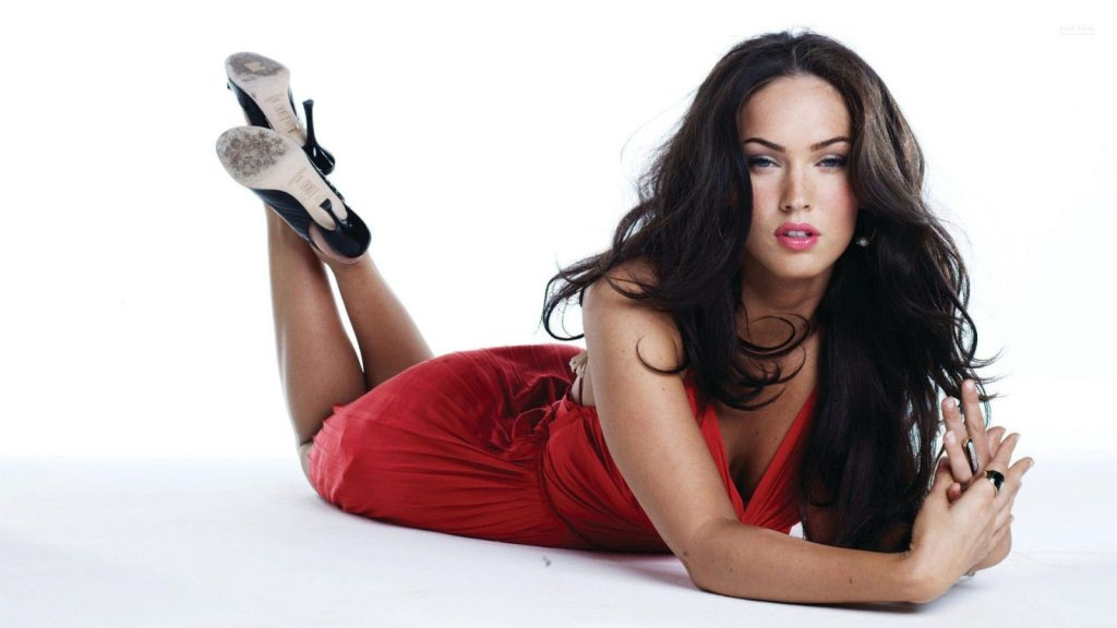 Megan Fox height 1