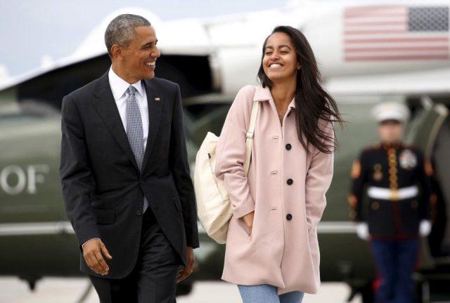 Barack Obama's daughters 4