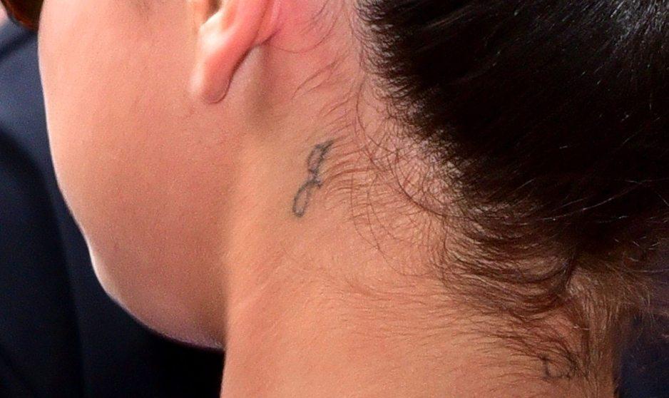 Selena-Gomez g tattoo