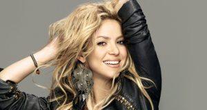 Shakira's height 11