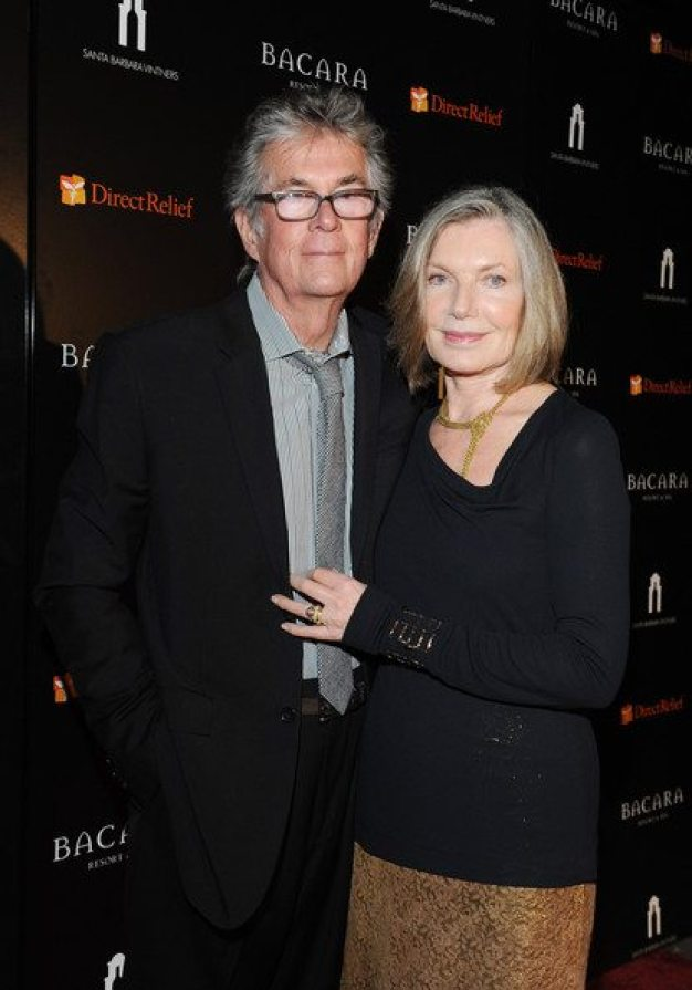 Susan Sullivan and Connell Cowan