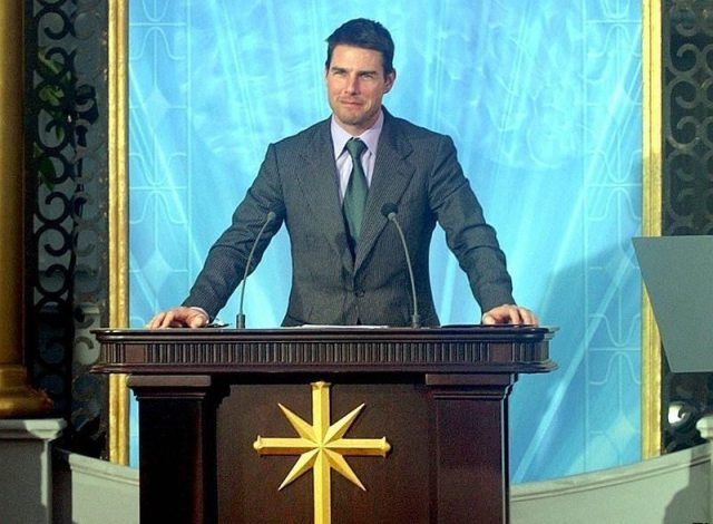 Tom cruise scientology