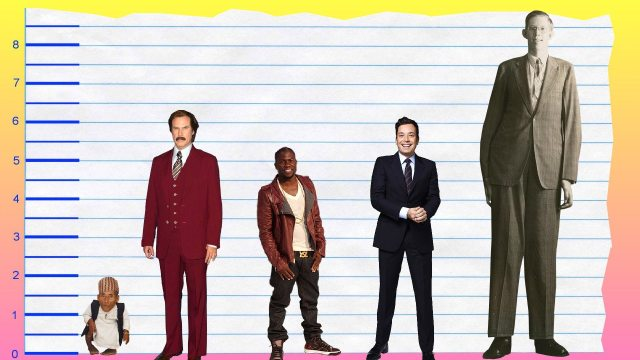 Will Ferrell's height 3