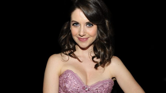 Alison Brie's height 2