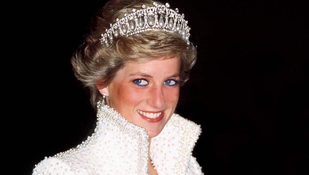 Princess Diana's height