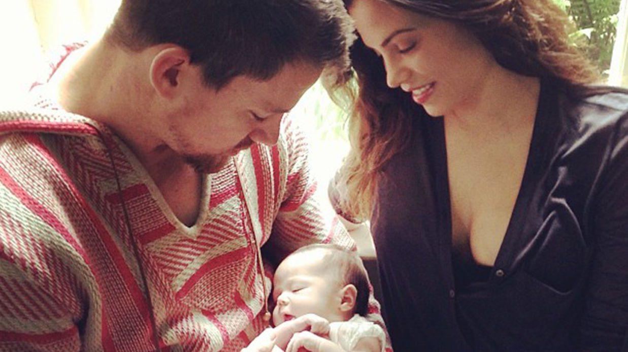 Channing Tatum's wife kid
