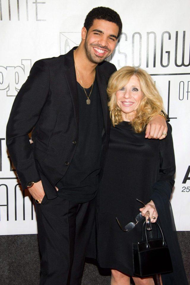 drake's height mum