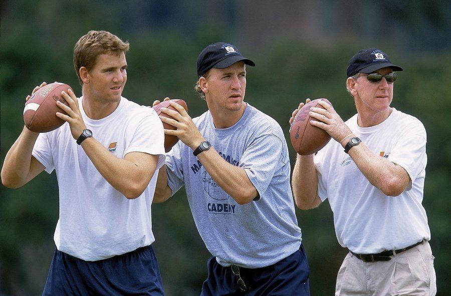 Peyton Manning's height 8