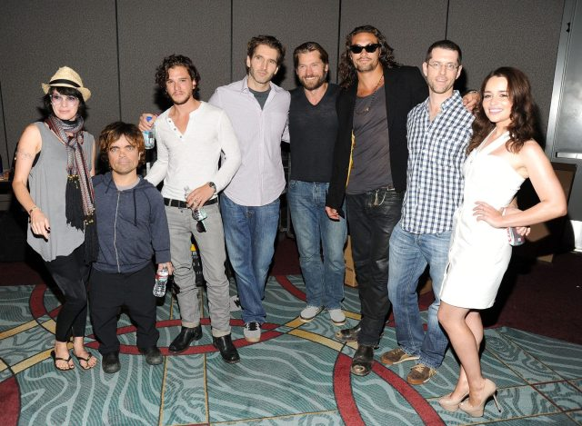 Jason Momoa's height 5