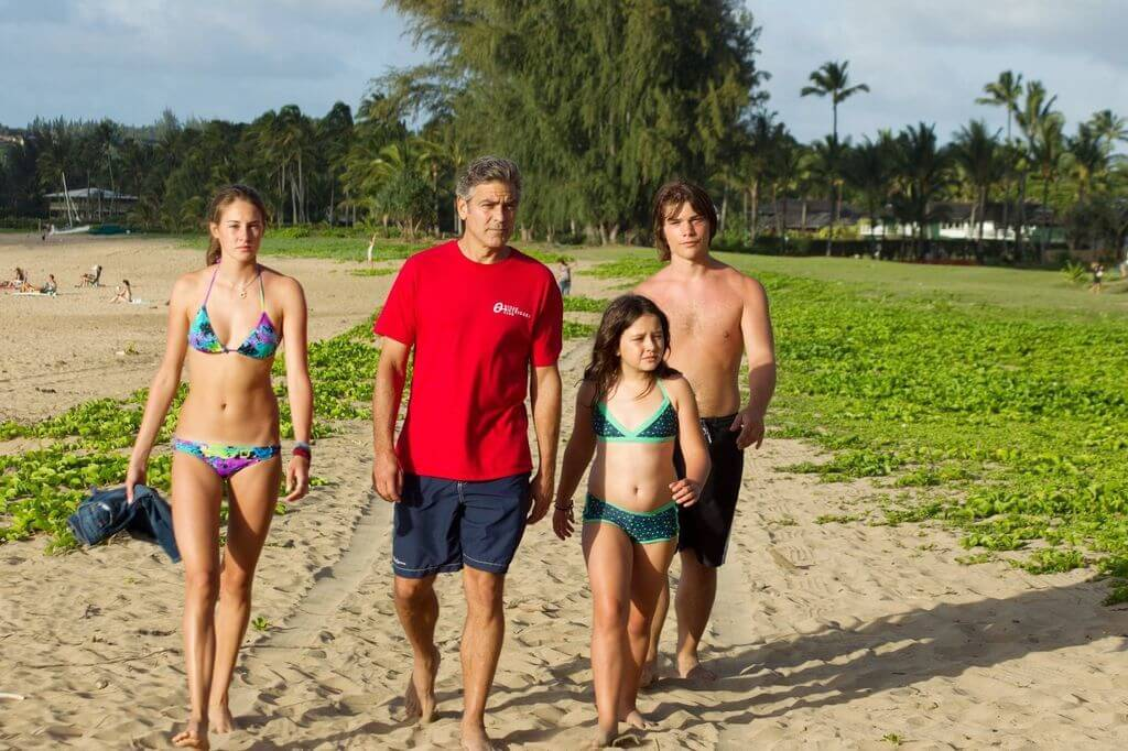 George Clooney's height 3