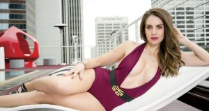Alison Brie's height dp