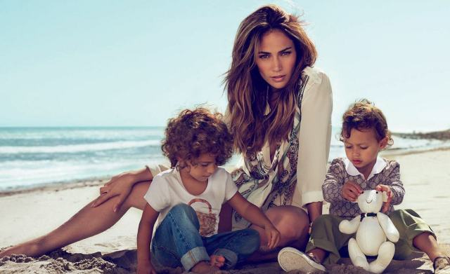 Jennifer Lopez kids s