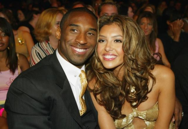 Kobe Bryant's wife 4