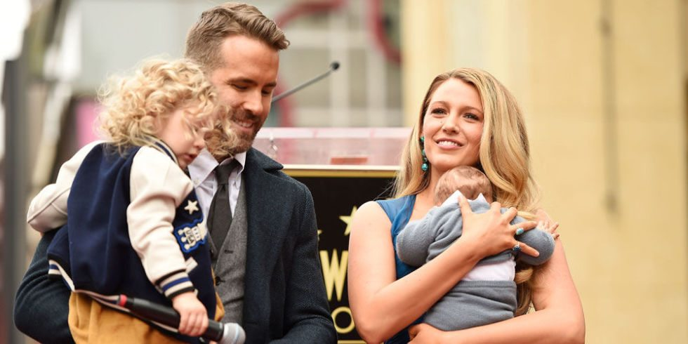 Blake Lively's daughters 6