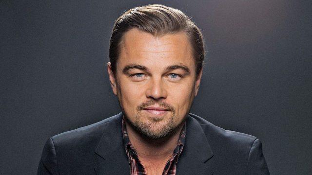 Leonardo DiCaprio's height 1