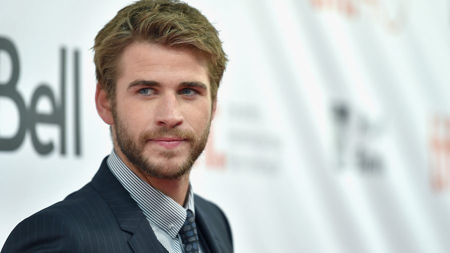 Liam Hemsworth's height 2