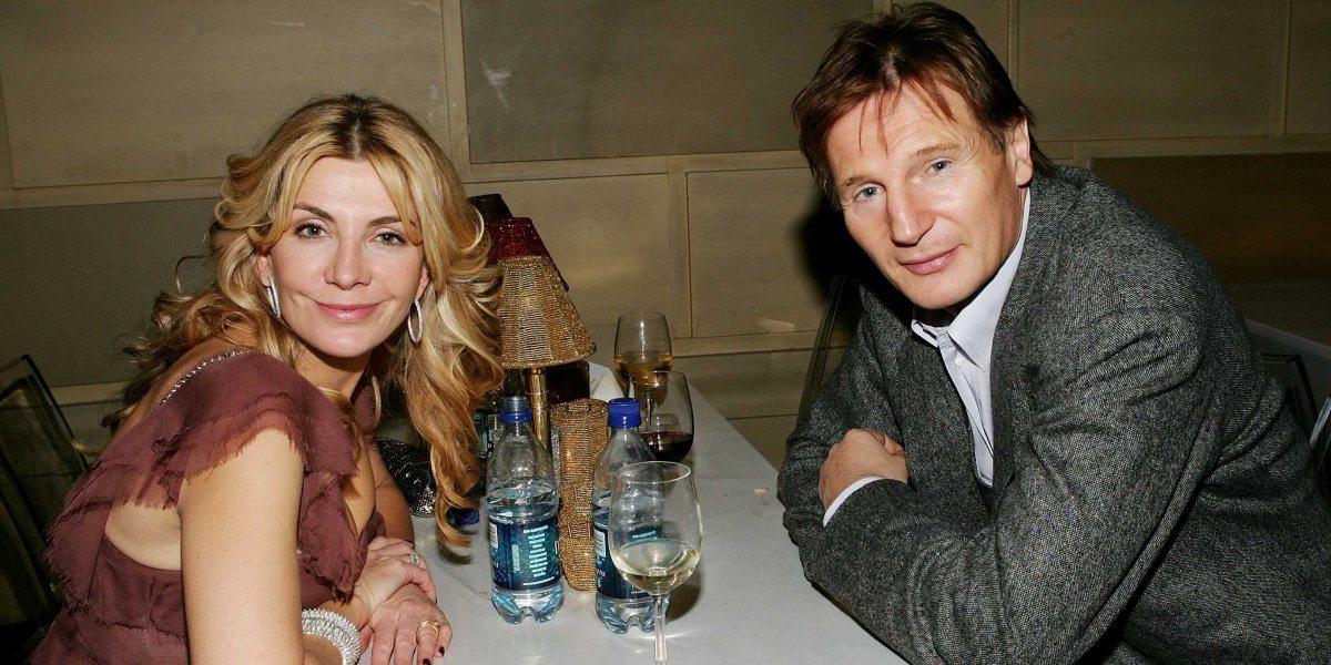 Liam Neeson Wife, Sons...
