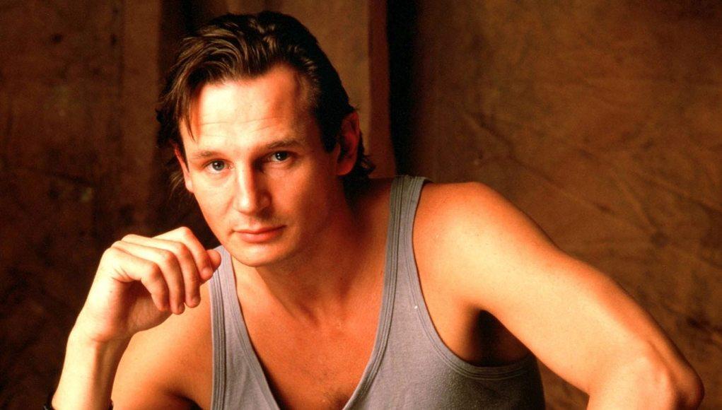Liam Neeson's height dp