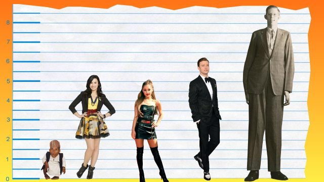 Demi Lovato's height 3