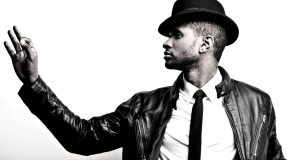 Usher married dp