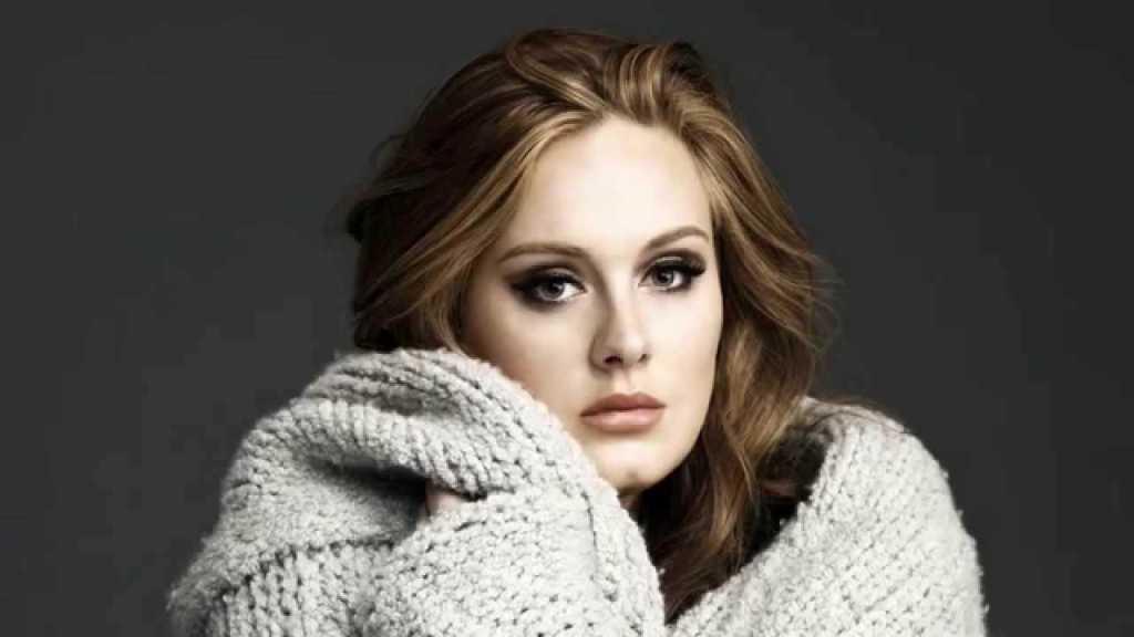 Adele's height 1