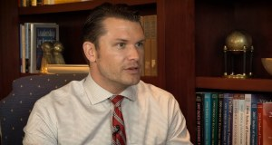 Pete Hegseth's family