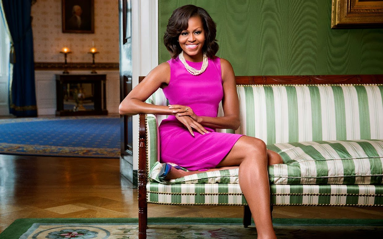 Michelle Obama Height, Weight, Body Measurements, Hot Pics-7208