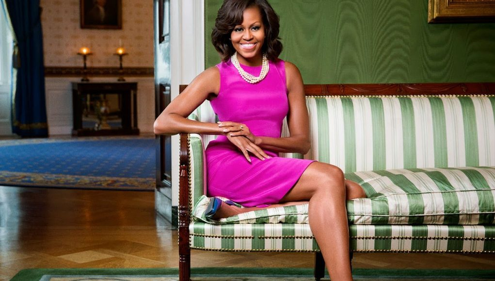 Michelle Obama's height dp