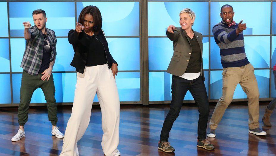 Ellen DeGeneres height 5