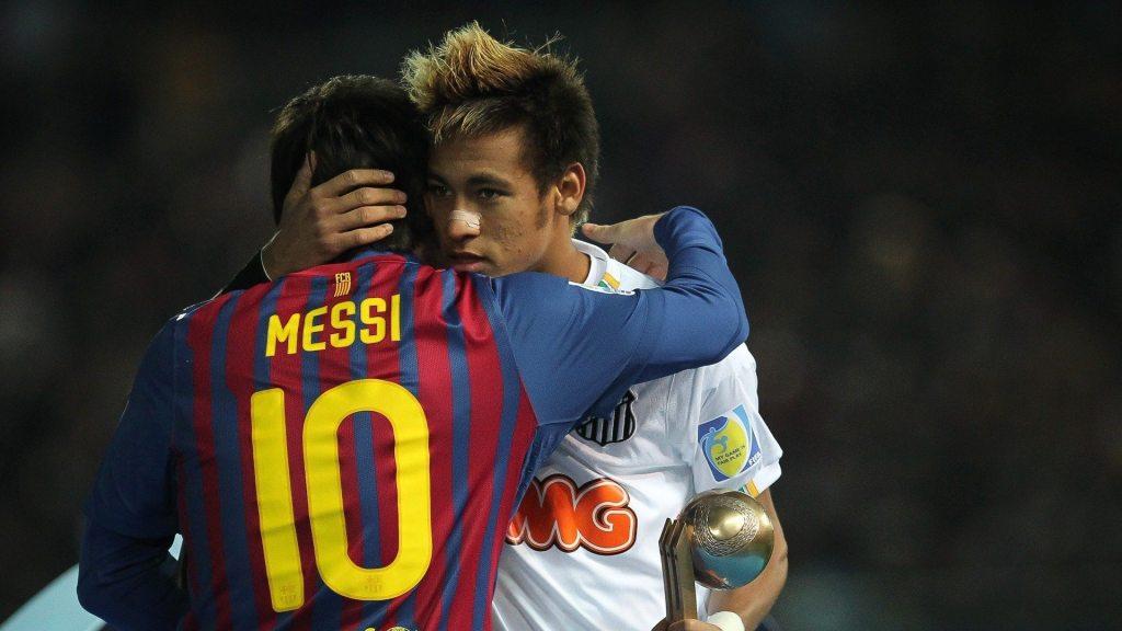 Neymar's height 4