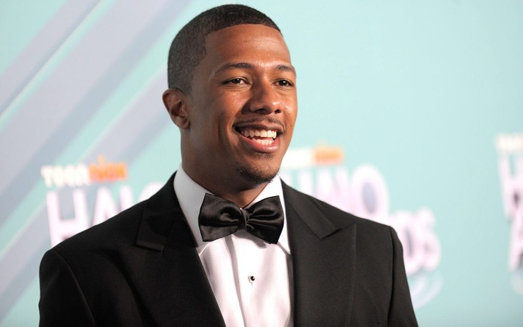 Nick Cannon's height 1