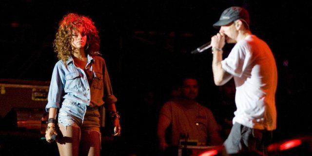 Eminem's height 4