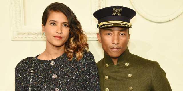 Pharrell Williams wife 4