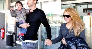 Shakira's husband dp