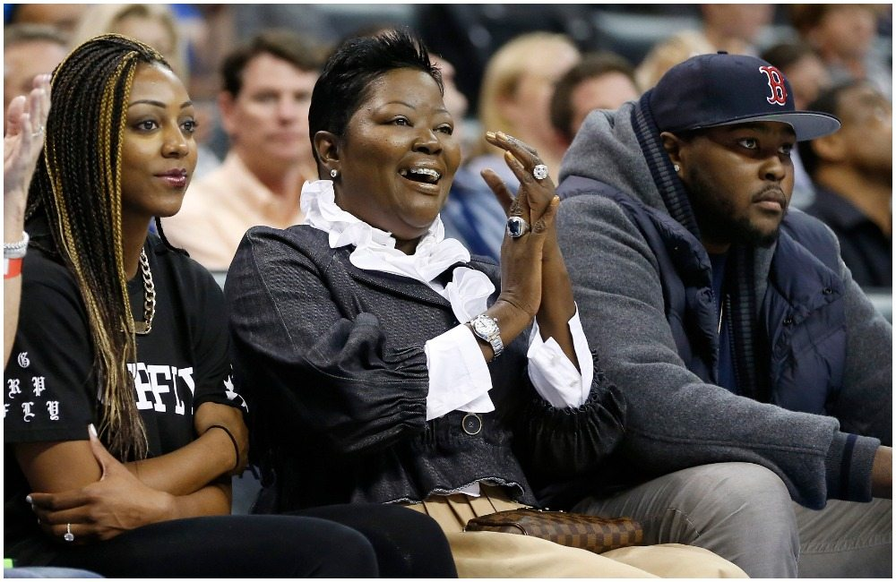 Kevin Durant's Girlfriend, Wife, Brothers And Mom