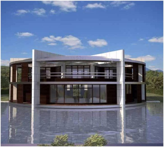 Lionel Messi's house 22
