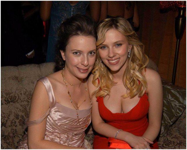 Scarlett Johansson's husband 2