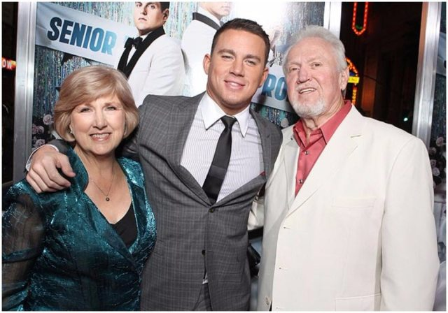 Channing Tatum's wife family