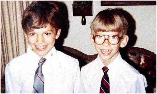 Ashton Kutcher's twin