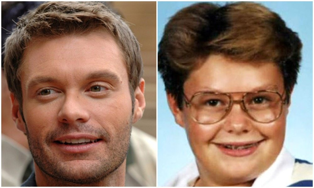 Ryan Seacrest's height 7
