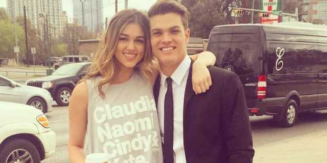 Sadie Robertson's boyfriend 2