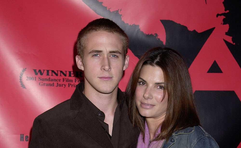 Ryan Gosling's wife 9