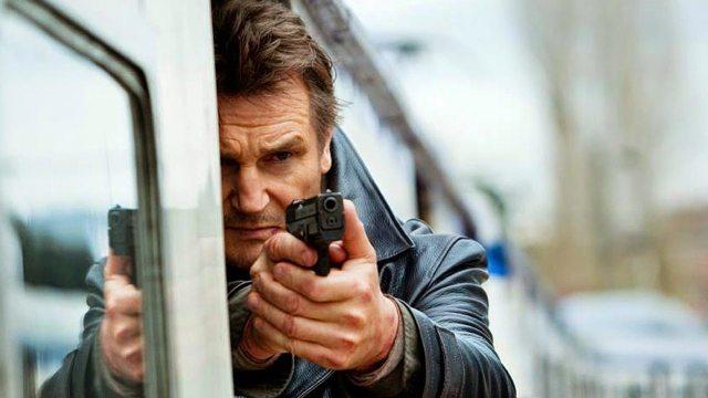 Liam Neeson's height 2