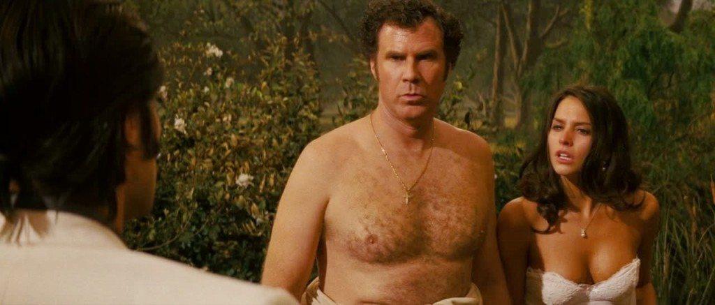 Will Ferrell's height 6
