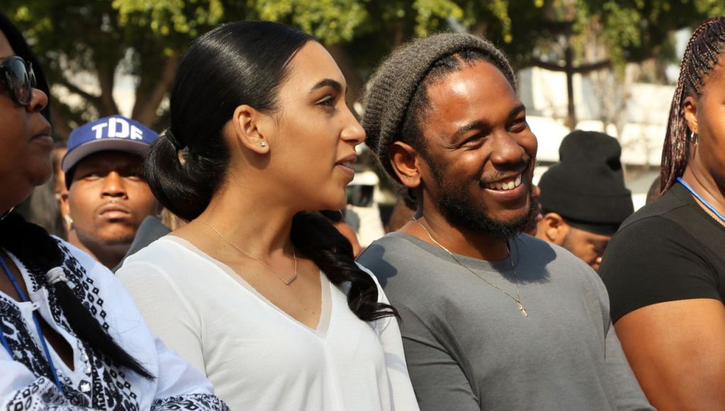 Kendrick Lamar Girlfriend, Wife, Sister, House